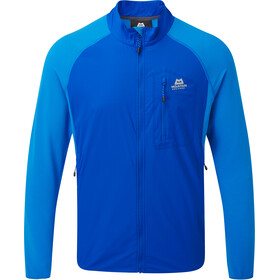 Mountain Equipment Trembler Jas Heren, lapis blue/azure